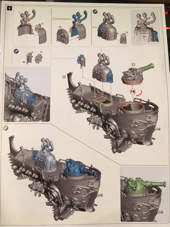 Recherche plans de montage Kharadron . 710