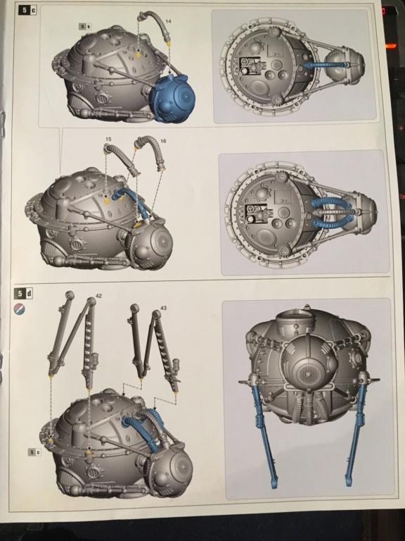 Recherche plans de montage Kharadron . 910