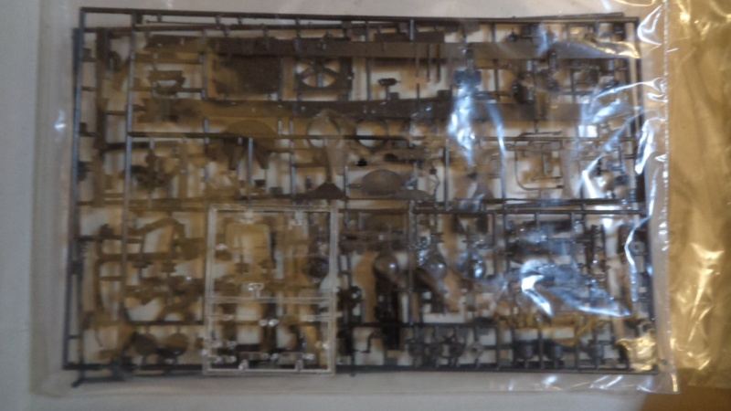 Peterbilt Canadian Hauler 1/25 Revell Dsc00038