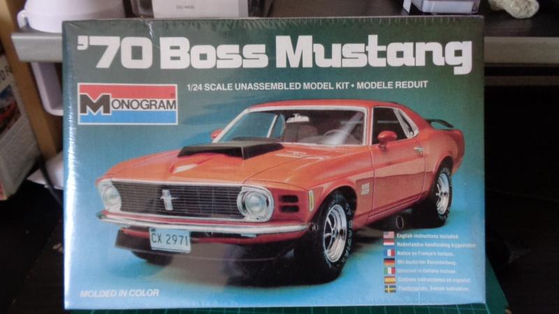 #46 : Mustang Boss 429 stock 1969 Dsc00052