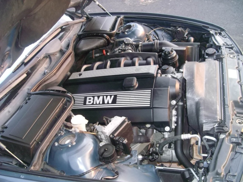 [BMW 528ia E39 TOURING] STOP PRESSION D'HUILE FAIBLE - Page 2 Gedc2617