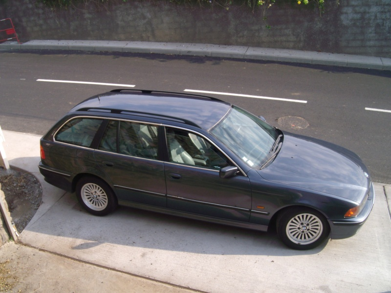 [BMW 528ia E39 TOURING] STOP PRESSION D'HUILE FAIBLE - Page 2 Gedc2618