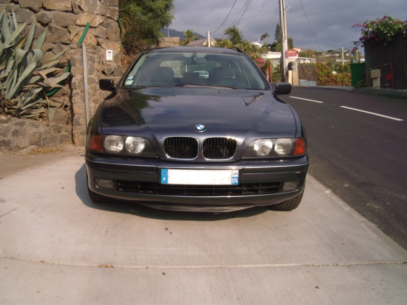 [BMW 528ia E39 TOURING] STOP PRESSION D'HUILE FAIBLE - Page 2 Gedc2619