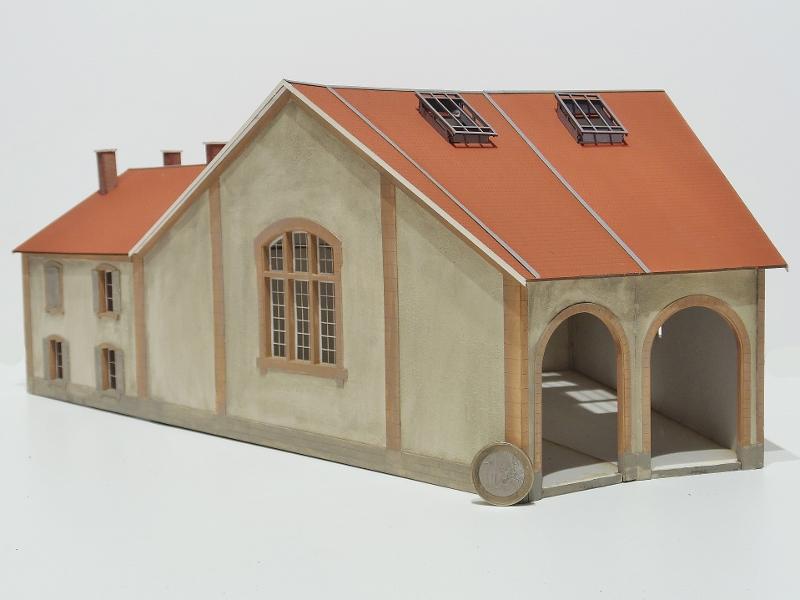 [Architecture & Passion] Rotonde Midi d'Aguessac  87402710