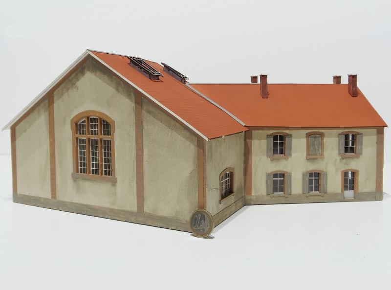 [Architecture & Passion] Rotonde Midi d'Aguessac  87402711