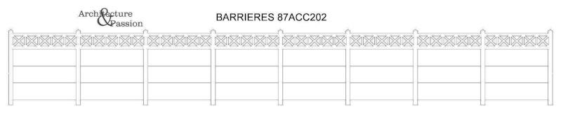 [Architecture & Passion] clôtures hautes en béton 87acc211