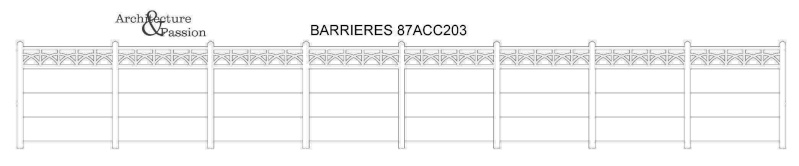 [Architecture & Passion] clôtures hautes en béton 87acc213