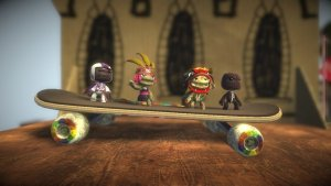 LITTLE BIG PLANET FOR PS3 Little10