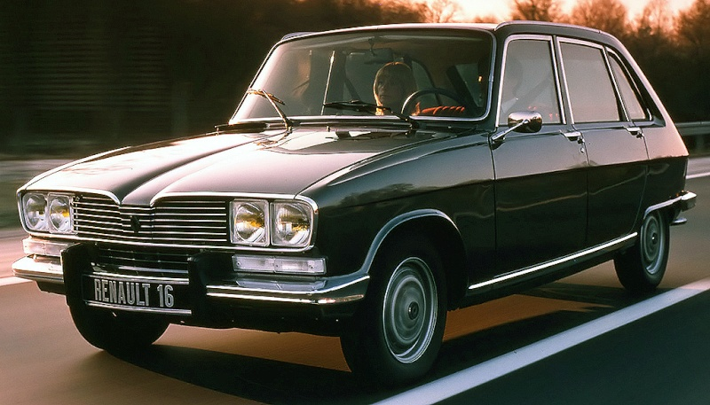 La Renault 16  Renaul10