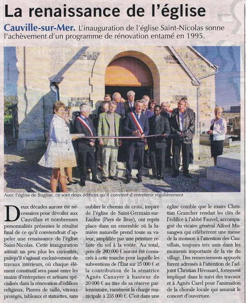 Histoire des communes - Cauville-sur-Mer 2015-027