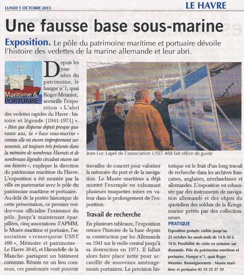 Havre - Base sous-marine du Havre 2015-113