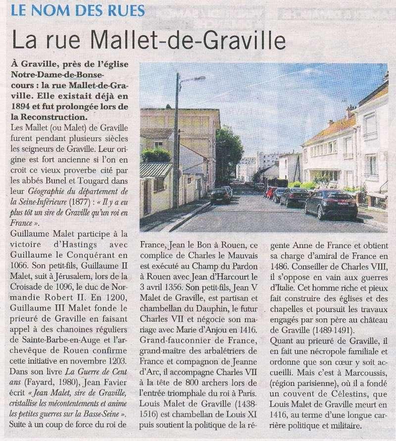 Havre - Le Havre - Rue Mallet de Graville 2015-120