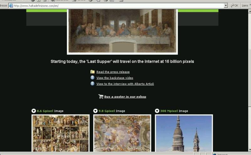 """La Cène"" en 16.000.000.000 de pixels Cene_010"