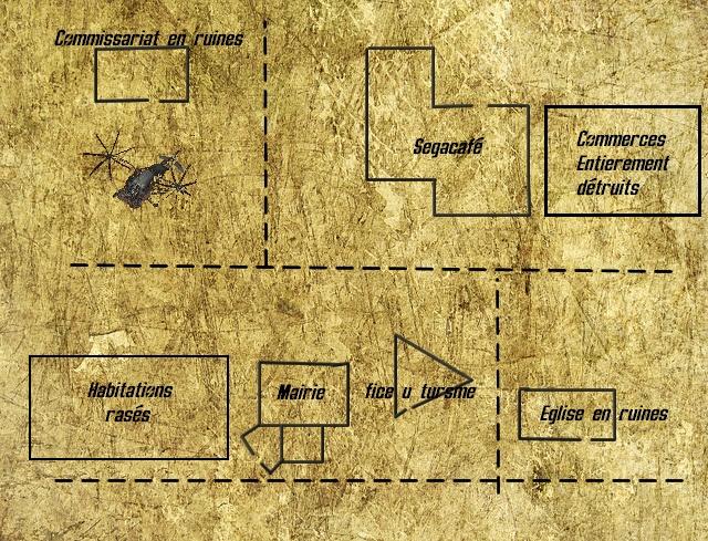 Carte  Villee10