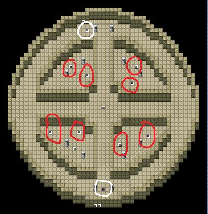Nombre de pas moyen (monstres) entre maps Captur10