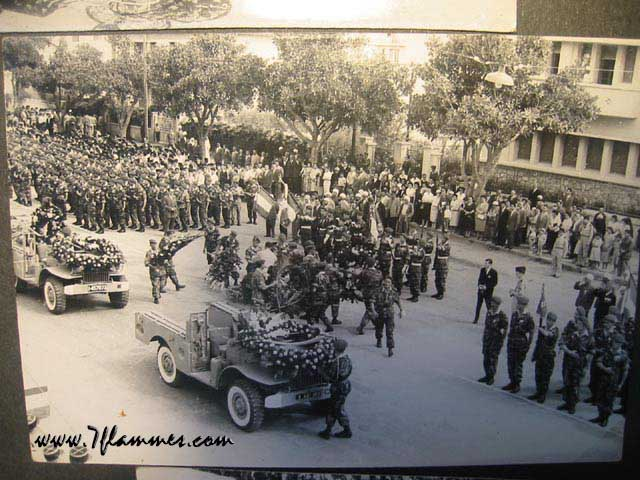 les obseques du colonel jeanpierre 1958_o11