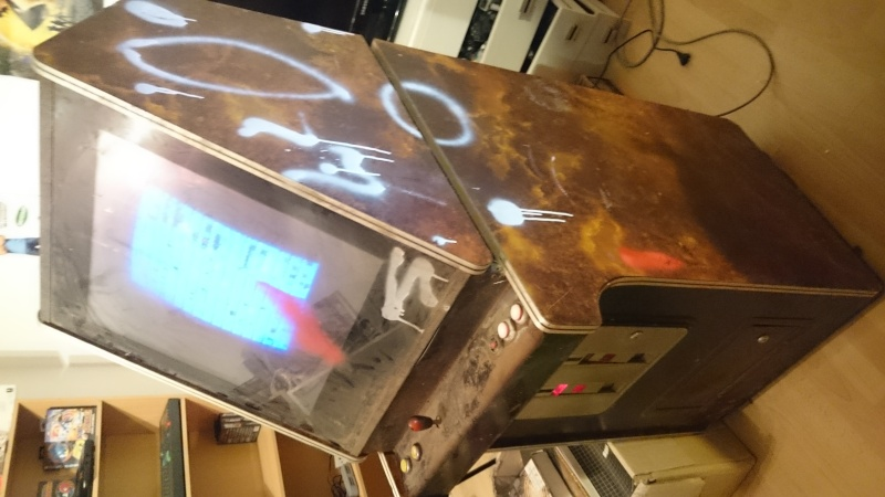 [WIP 100%] Restauration Borne arcade GALAGA (plus maintenant) ^^  Dsc_0615
