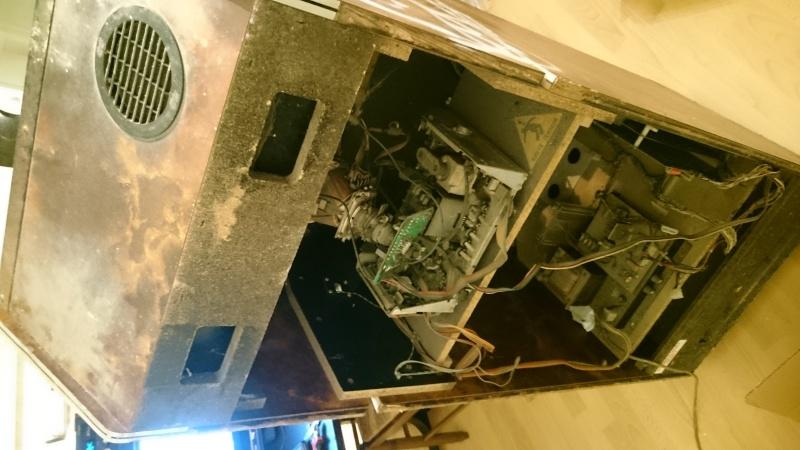 [WIP 100%] Restauration Borne arcade GALAGA (plus maintenant) ^^  Dsc_0617