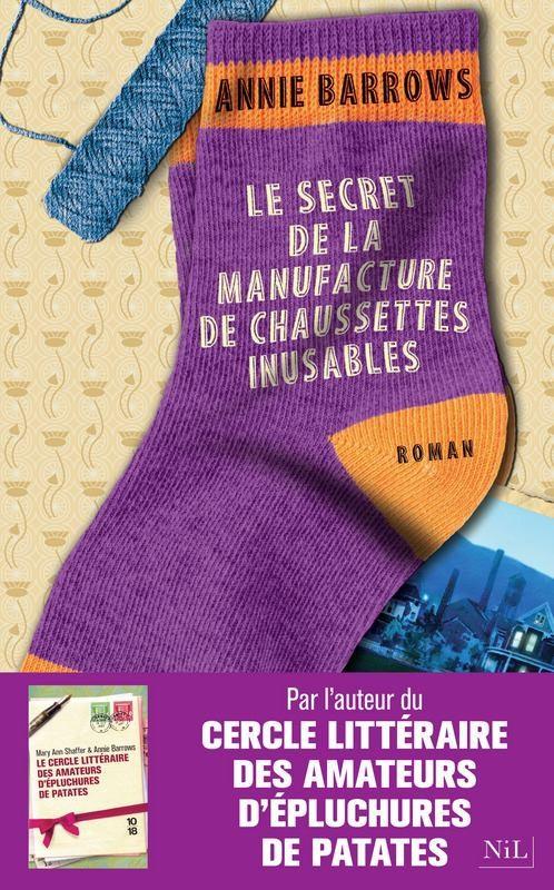 [Barrows, Annie] Le secret de la manufacture de chaussettes inusables 28832410