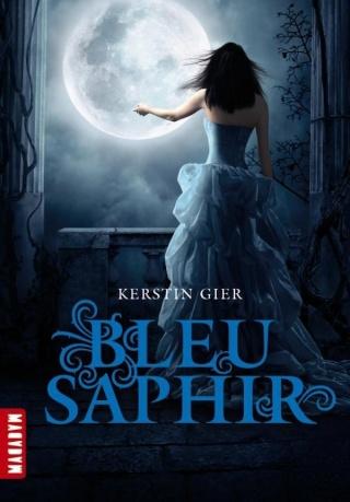 [Gier, Kerstin] Les veilleurs - Tome 2: Bleu Saphir 97827411