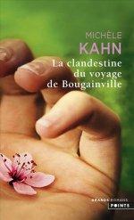 """[Editions Points] """"La Clandestine du voyage de Bougainville"""" de Michèle Kahn 97827510"""