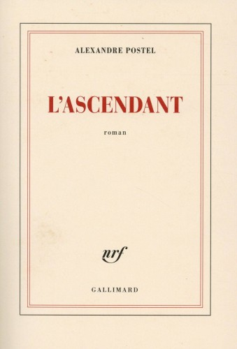 [Postel, Alexandre] L'ascendant L_asce10