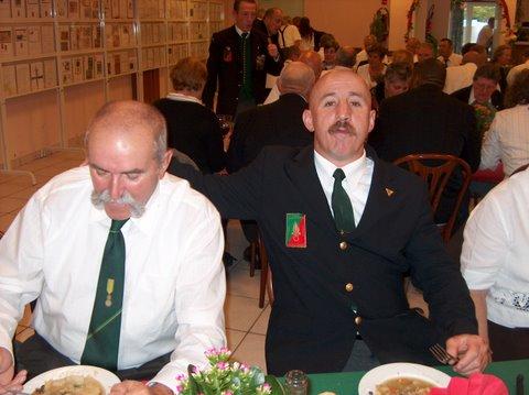 REUNION des AMICALES  LEGION a   PAU du  7  10  2007 Hpim1316