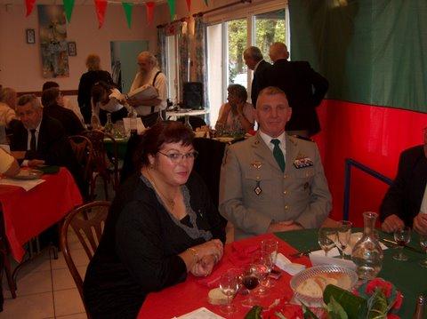 REUNION des AMICALES  LEGION a   PAU du  7  10  2007 Hpim1319