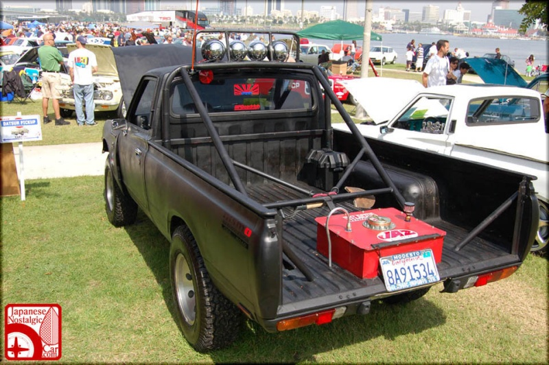 Topic OFFICIEL DATSUN PICK UP 620 HUSTLER 2WD & 4WD Jccs2011