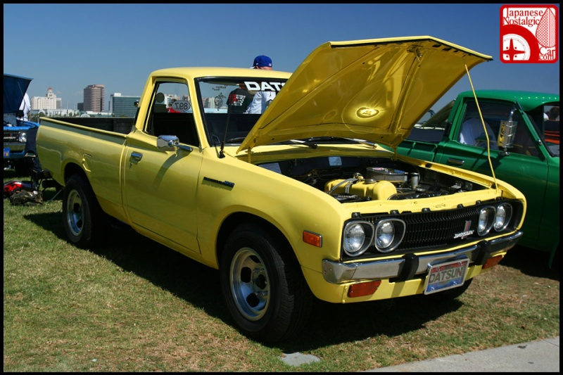 Topic OFFICIEL DATSUN PICK UP 620 HUSTLER 2WD & 4WD Jccs2015