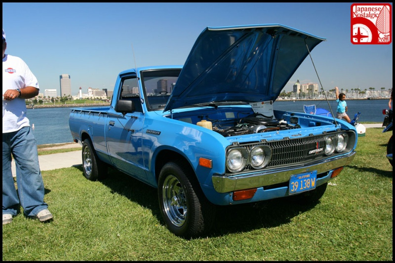 Topic OFFICIEL DATSUN PICK UP 620 HUSTLER 2WD & 4WD Jccs2016