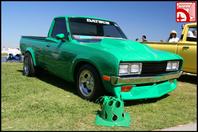Topic OFFICIEL DATSUN PICK UP 620 HUSTLER 2WD & 4WD Jccs2022