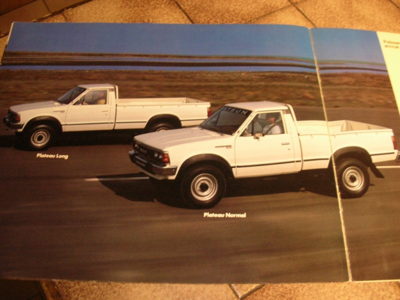 Topic officiel DATSUN pick up 720 KING CAB 2WD & 4WD Mes_im22