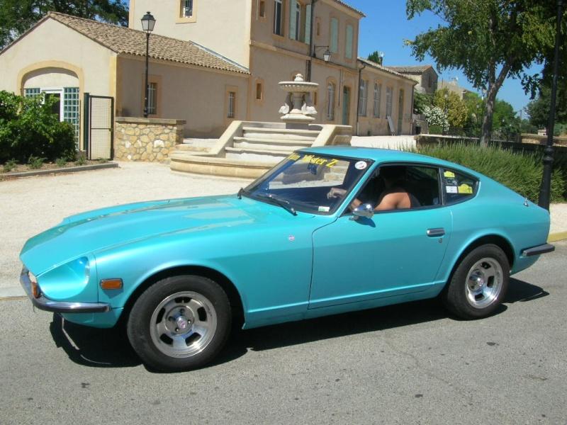 Ma DATSUN 240Z DE 1973 Rencon13