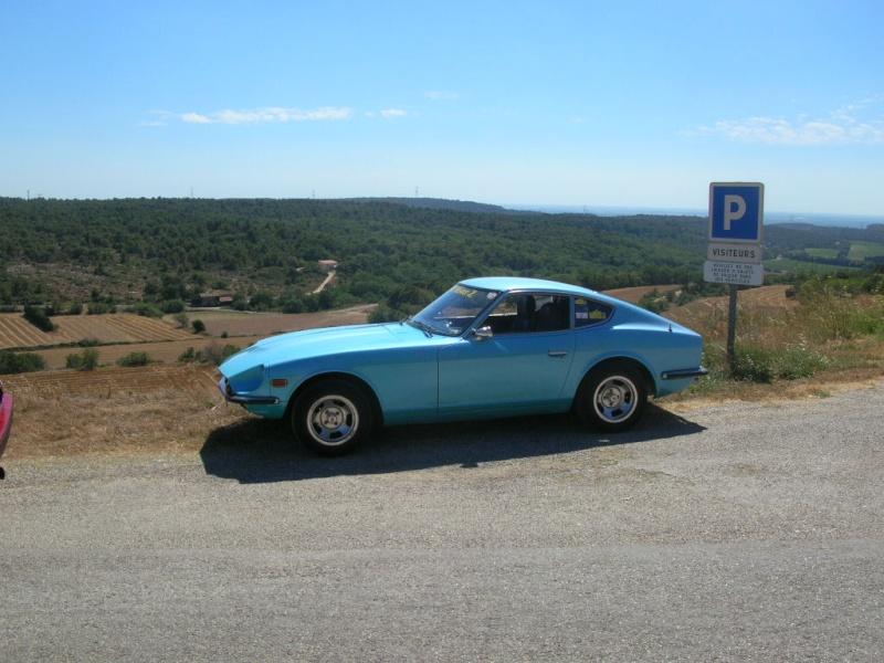 Ma DATSUN 240Z DE 1973 Rencon30