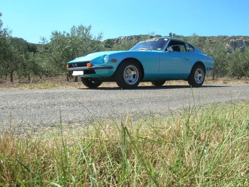 Ma DATSUN 240Z DE 1973 Rencon41