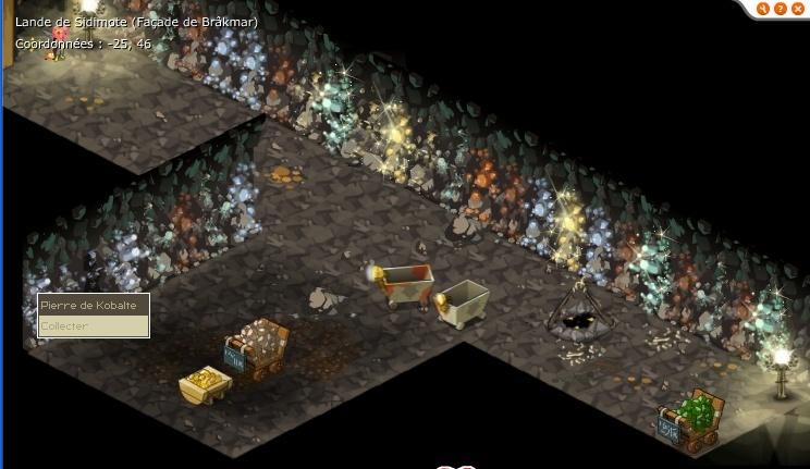 La Boussole : Les Mines Kobalt10