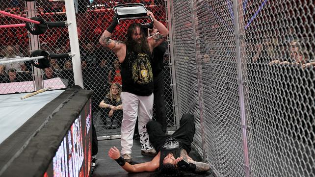 Review collective Hell in a Cell 2015 Bray_r11