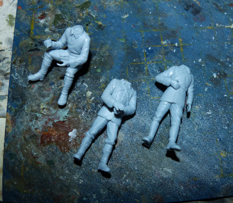 Chasseurs Alpins - 1/35. FINI !! Chasse22