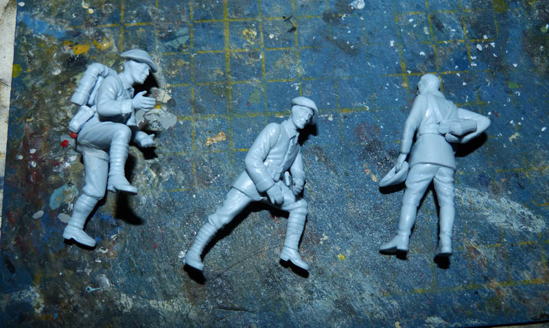 Chasseurs Alpins - 1/35. FINI !! Chasse27