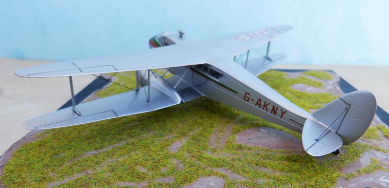 DE HAVILLAND DH 88 Dragon Rapide. Dragon14