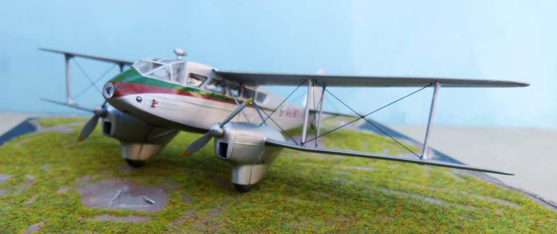DE HAVILLAND DH 88 Dragon Rapide. Dragon15