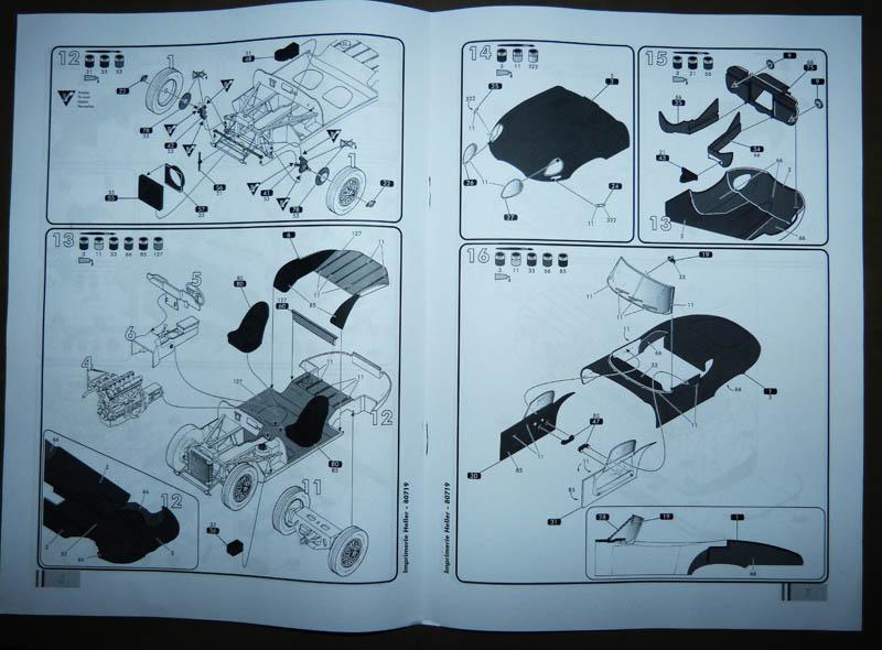 JAGUAR Type E Cabriolet - 1/24. Jaguar18