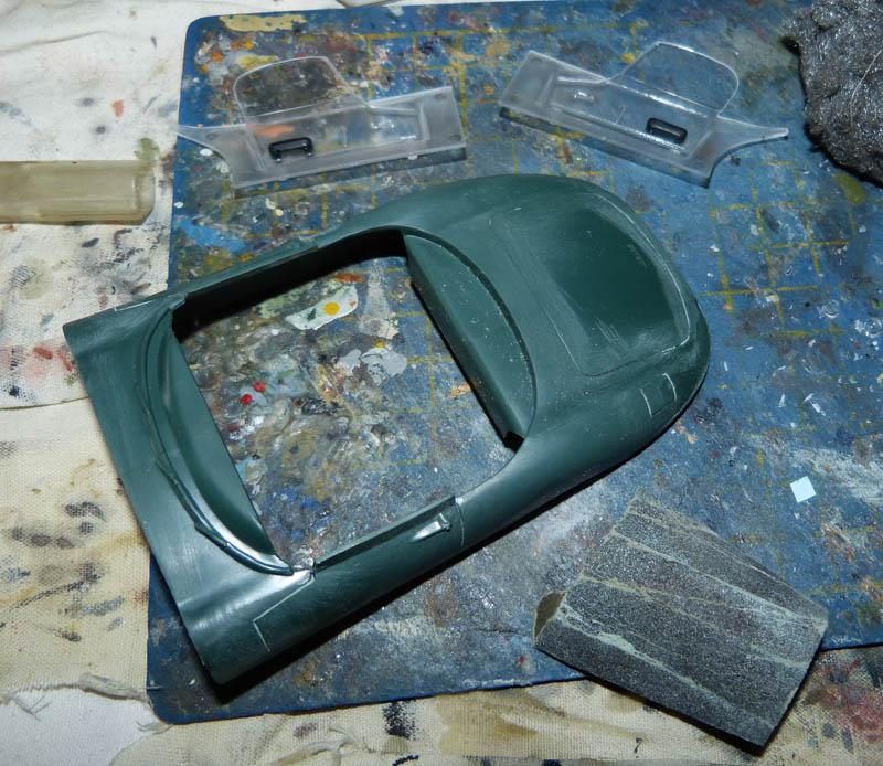 JAGUAR Type E Cabriolet - 1/24. Jaguar51