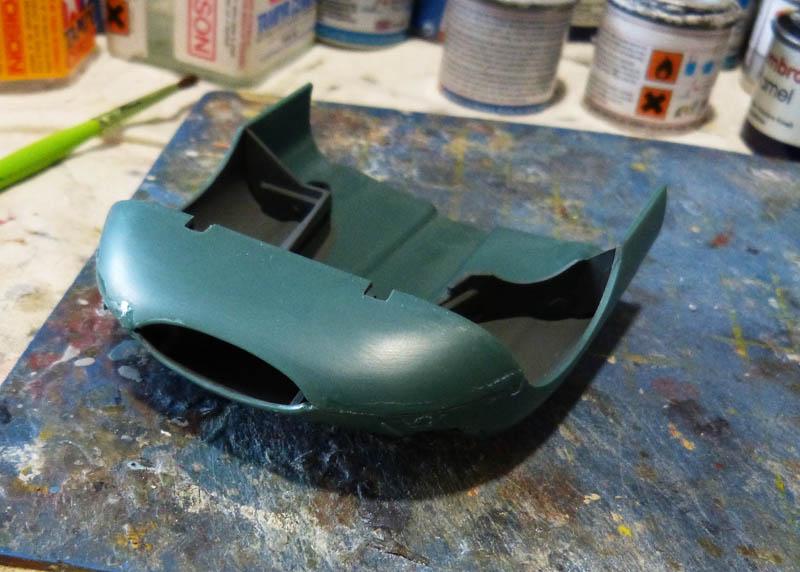 JAGUAR Type E Cabriolet - 1/24. Jaguar56