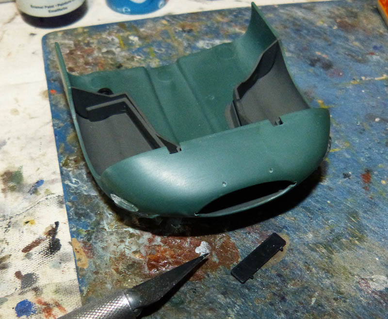 JAGUAR Type E Cabriolet - 1/24. Jaguar60