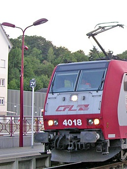 Module - Franz - Gare de Wiltz - CFL - Luxembourg Lampe10