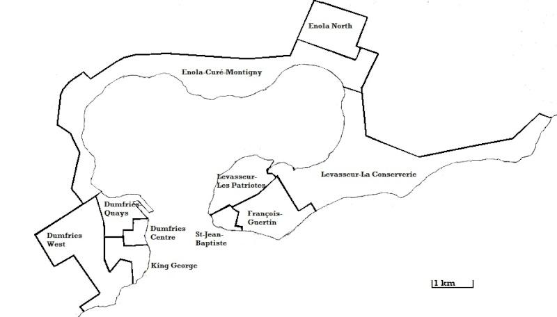 Carte électorale/Circonscriptions Ciircs10