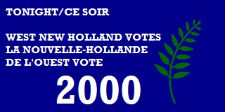 Le West New Holland vote (2000) Logo_b10