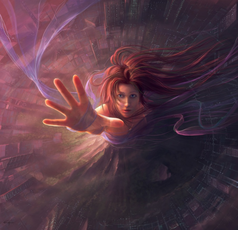 Les artistes de fantastique Spirit10